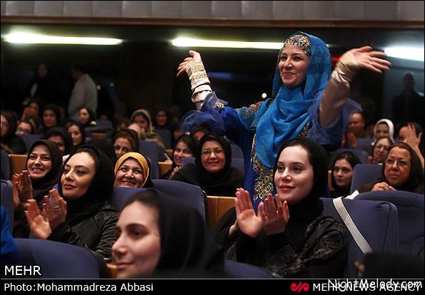 اختتامیه دومین جشنواره تلویزیونی جام جم