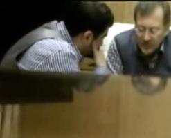 فاضل لاریجانی و سعید مرتضوی
