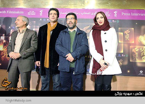 نشست خبری فیلم سینمایی گام های شیدایی
