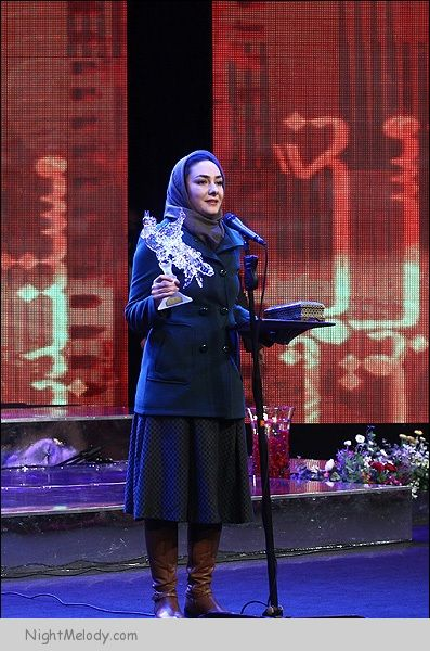 عکس هایی از مراسم اختتامیه سی و یکمین جشنواره بین المللی فیلم فجر