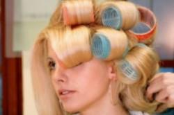 فر کردن مو