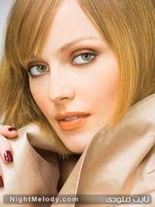 مدل آرایش زمستانی
