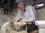 هنرهای سنتی, خراطی با چوب