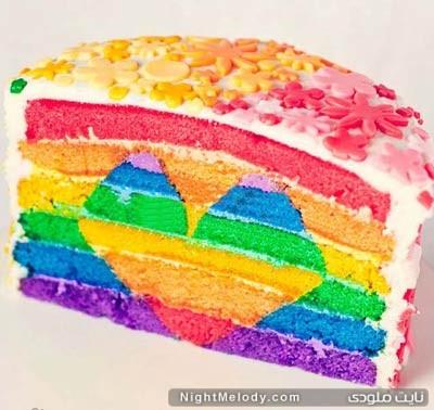 کیک ولنتاین
