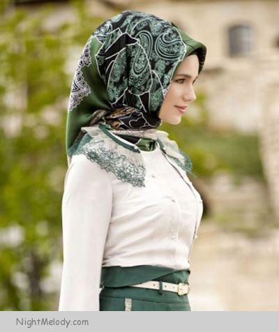 مدل روسری 92 - 2013