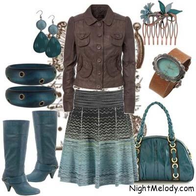 مدل لباس زمستانی شیک