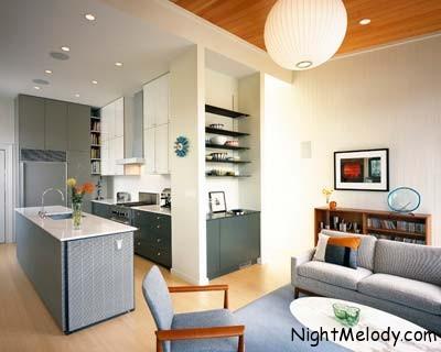 مدل دکوراسیون آشپزخانه 2013