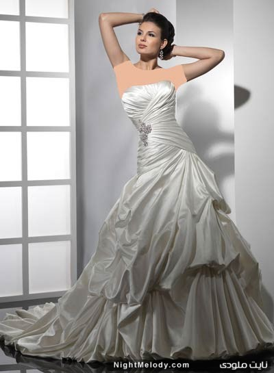 مدل لباس عروس 92
