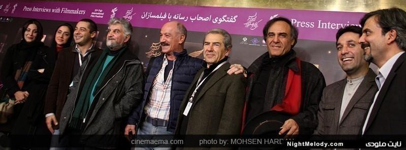 فرامرز قریبیان: آرزوی من این است که ممیزی از سینمای ایران برداشته شود.