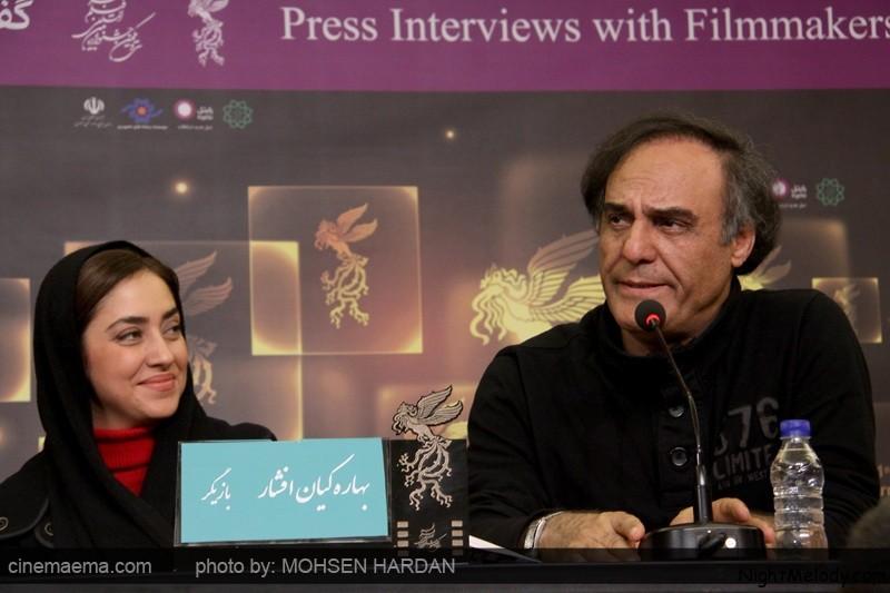 قطب الدین صادقی: علاقه من به شخص آقای قریبیان یکی از عوامل مهم حضورم در فیلم بود، طراحی نیرومند شخصیت پردازی و دقیق از عوامل دیگر انتخاب فیلمنامه بود