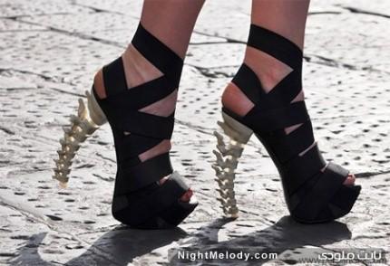 مدل کفش های عجیب
