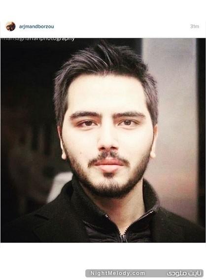 تسلیت برزو ارجمند نیا به خبر درگذشت سید علی طباطبائی در صفحه اینستاگرام