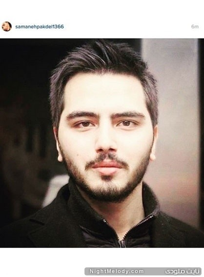 تسلیت سمانه پاکدل به خبر درگذشت سید علی طباطبائی در صفحه اینستاگرام