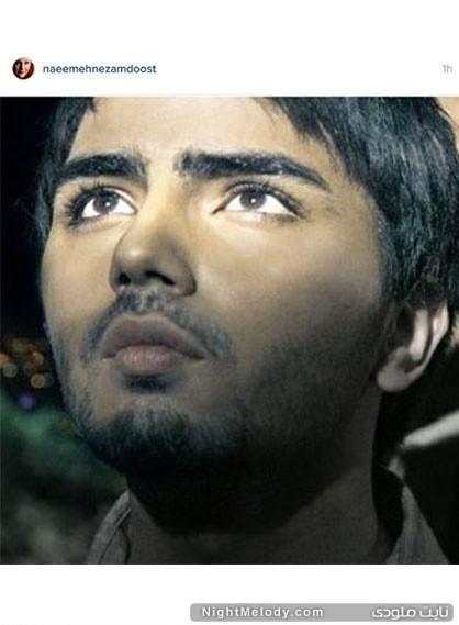 تسلیت نعیمه نظام دوست به خبر درگذشت سید علی طباطبائی در صفحه اینستاگرام