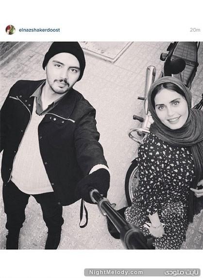 تسلیت الناز شاکر دوست به خبر درگذشت سید علی طباطبائی در صفحه اینستاگرام