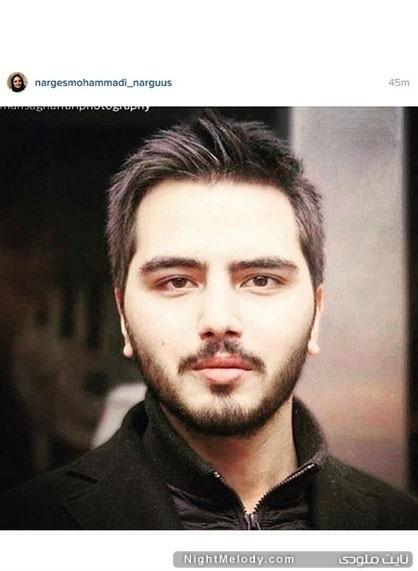 تسلیت نرگس محمدی به خبر درگذشت سید علی طباطبائی در صفحه اینستاگرام