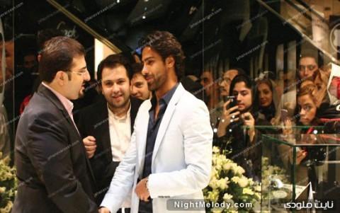 عکس هایی از افتتاح فروشگاه مون بلان در ایران با حضور چهره های سرشناس