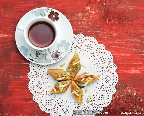 باقلوای قزوین