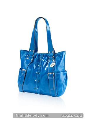 مدل کیف های آبی زنانه