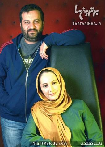 عکس و بیوگرافی شقایق دهقان و همسرش محراب قاسمخانی