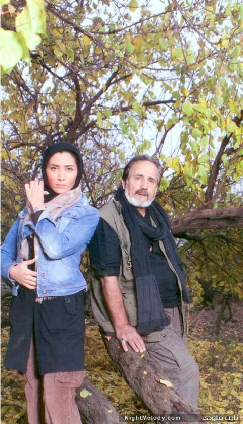 عکس های مجید مظفری و دخترش نیکی مظفری