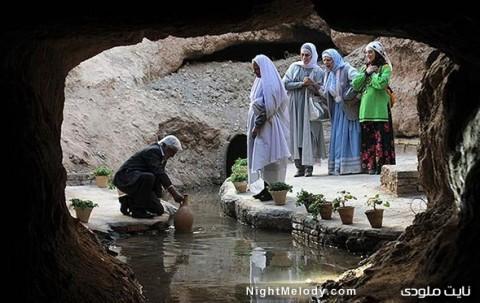 عکس های سریال آب پریا