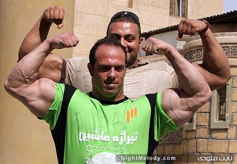 قوی ترین مردان ایران