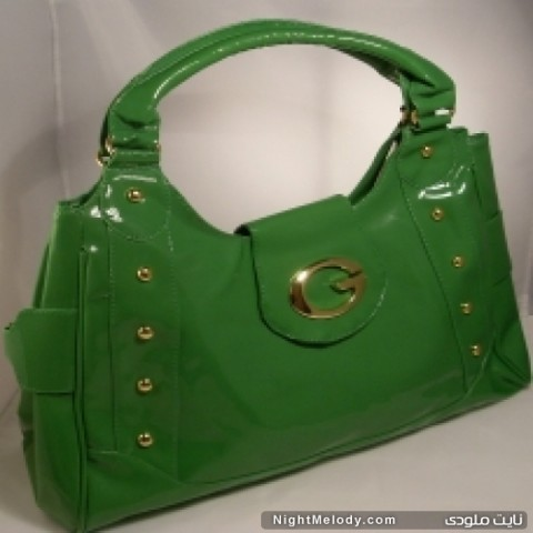 مدل کیف های سبز