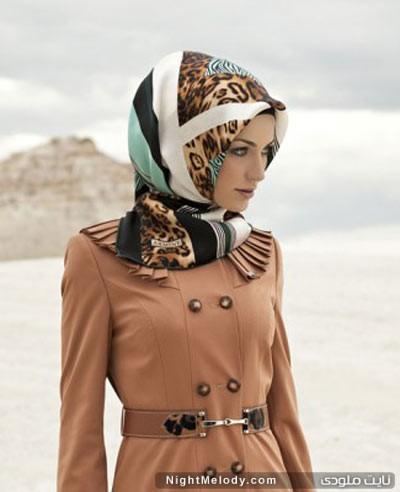 مدل های روسری مجلسی 92