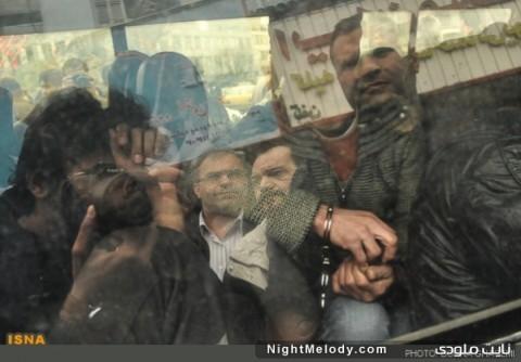 گزارش تصویری دستگیری اراذلواوباش شرق تهران