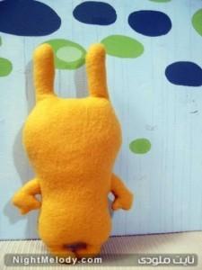 آموزش تصویری ساخت عروسک پارچه ای