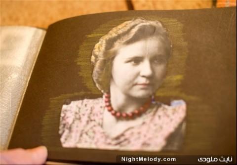 زنی که پیشمرگ هیتلر بود