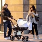 عکس های جدید لیونل مسی و همسرش