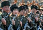 وضعیت جنگی کره شمالی