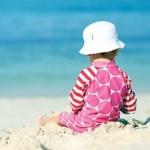 سلامت کودک,نور آفتاب