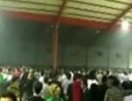 کتک خوردن خواننده لس آنجلسی در عراق