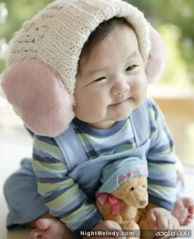 کودکان بانمک و دوست داشتنی