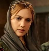 عکس خرم سلطان و همسرش