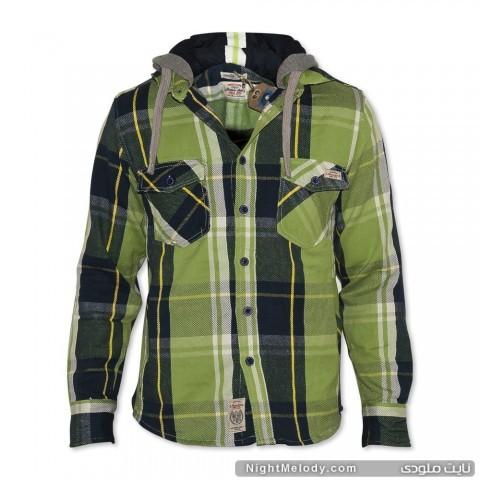 brave soul men s green libertine hooded shirt p11880 17685 zoom 480x480 مدل های جدید و زیبا از پیراهن های مردانه۹۲
