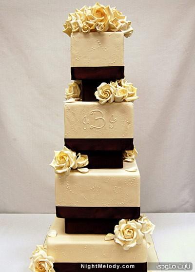 مدل های جدید کیک عروسی
