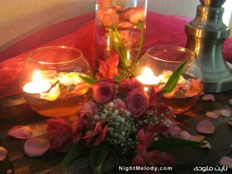 تزیینات اتاق عروس ایرانی