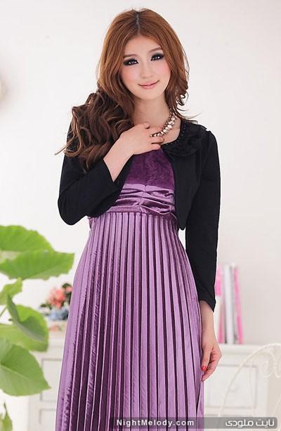 مدل لباس مجلسی دخترانه 2013
