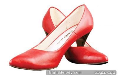 مدل های کیف و کفش چرم بهاری