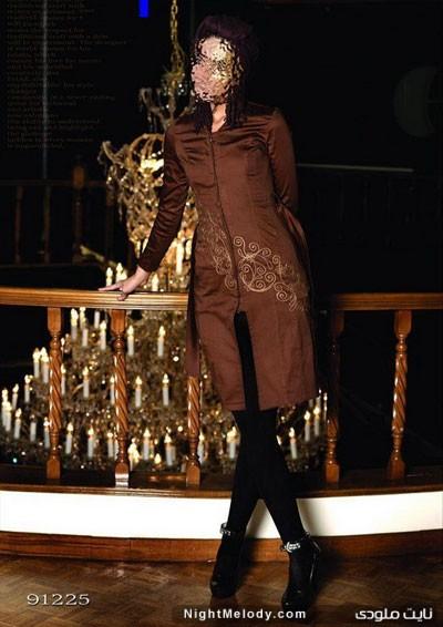 مدل مانتو فانتزی زنانه 92
