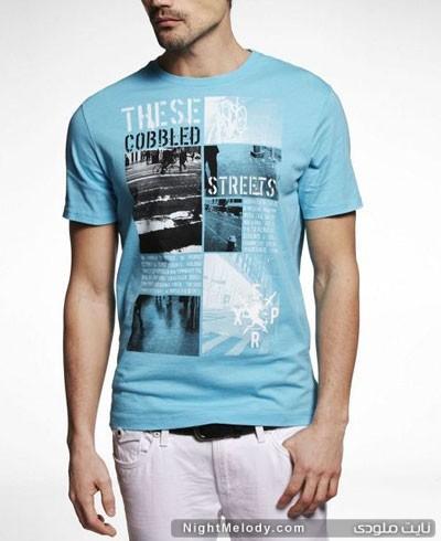 تی شرت های پسرانه 1392