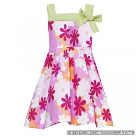 مدل لباس دخترانه بچگانه92