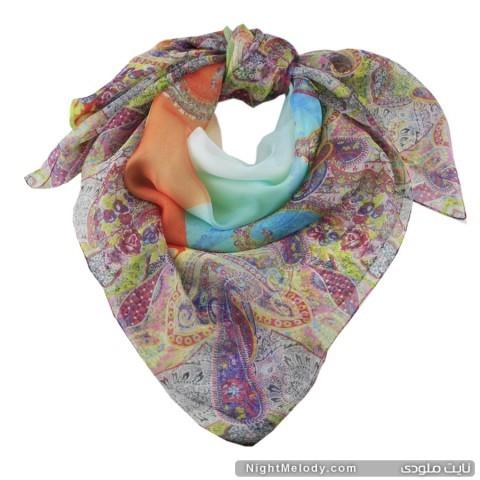 مدل روسری های تابستانی2013
