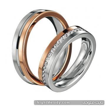مدل حلقه های ازدواج2013