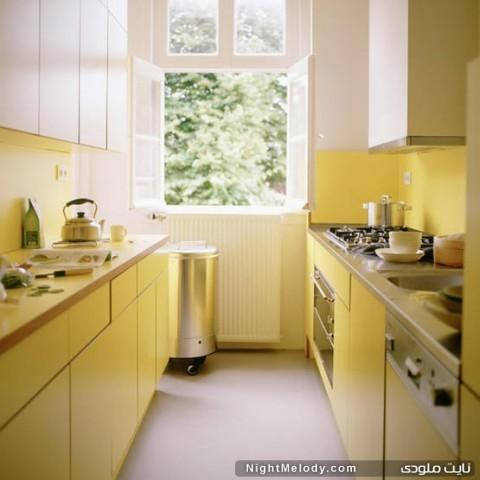 مدل دکوراسیون آشپزخانه های کوچک92