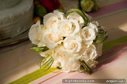 جدیدترین مدل تزیین دسته گل عروس